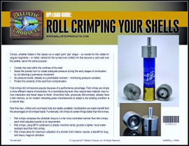 Brochure: Roll Crimping