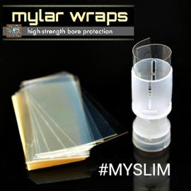 Slim Mylar Wraps