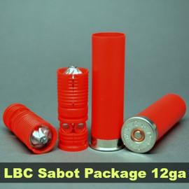 LBC Force Sabot Package   12 ga