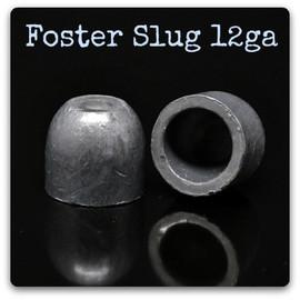 Foster Slug   12ga  375 gr     (25/pk)