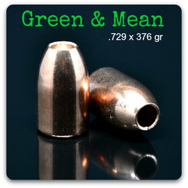 Green Slug   12ga   375 gr   (15/box)
