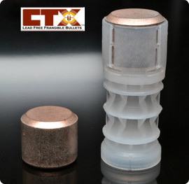 CTX Frangible Slug  12ga   325 gr    (25/box)