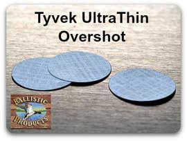 Tyvex Ultra Thin Overshot  10ga     (500/bag)