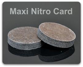 Maxi Nitro Card  .125   (500/bag)      All gauges