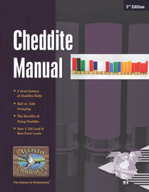 Cheddite Reloading Manual,  3rd Ed.
