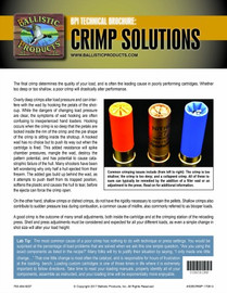 BP Brochure: Crimp Solutions