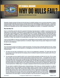 BP Brochure: Diagnosing Hull Failure