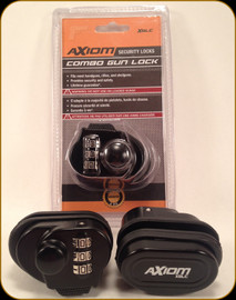 Axiom Combination Trigger Lock  (Flat Back) _ IN STOCK