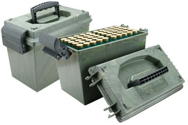 MTM Shotshell Dry Box              20ga              (100/rnd)