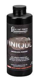 Alliant Unique Powder  (NOT IN STOCK)                                  (1 lb)