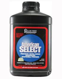 Alliant American Select Powder                (4 lb)