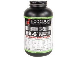 Hodgdon HS-6 Powder   (IN STOCK)                          ( 1lb)