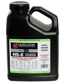 Hodgdon HS-6 Powder                                            (8 lb)