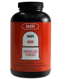 IMR Red Powder  (IN STOCK)              (1 lb)