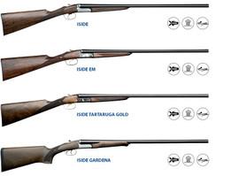 F.A.I.R. Iside sxs shotgun                12-20 ga