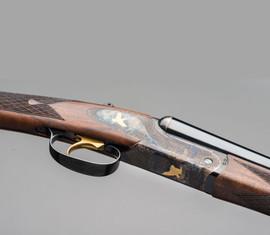 F.A.I.R. Iside Prestige Tartaruga Gold sxs shotgun (12-20 ga)