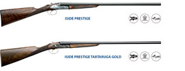 F.A.I.R. Iside Prestige Tartaruga Gold sxs shotgun (16-28-.410)