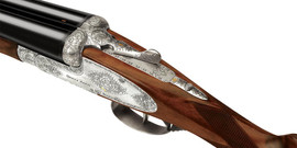 Grulla Windsor sxs Sidelock shotgun