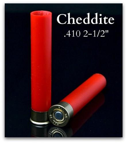 "Cheddite .410  2 1/2"" hulls"