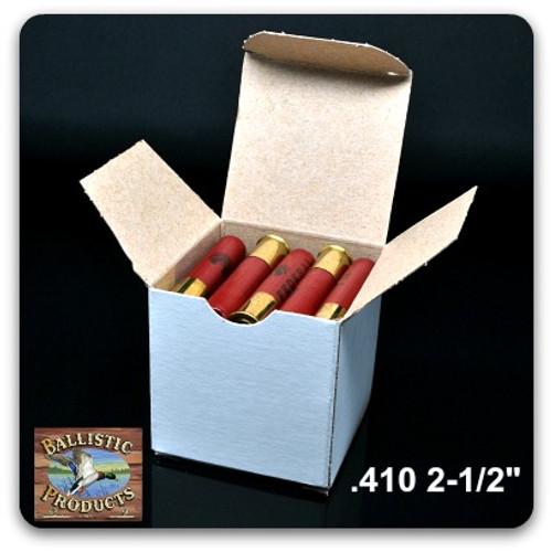 "Factory-Style Box     .410    2 1/2""       (10/pk)"