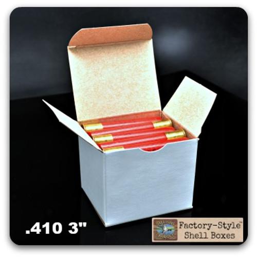 "Factory-Style Box     .410   3""                      (10/pk)"
