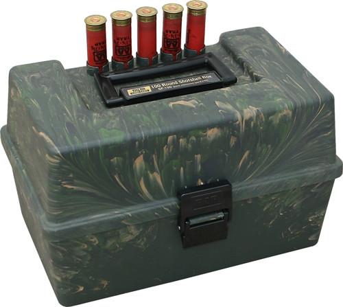 MTM Shotshell Case                     12ga           (100/rnd)
