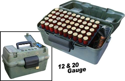 MTM Shotshell Case              12-20ga               (100/rnd)