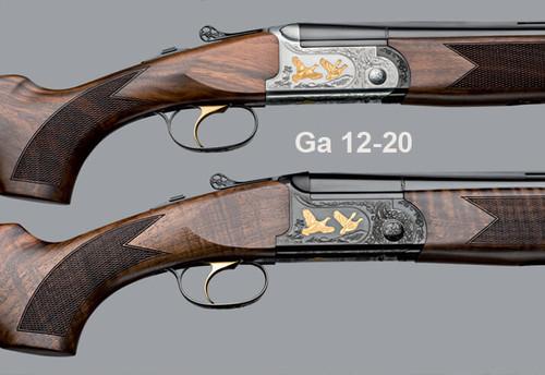 F.A.I.R. SLX600 Deluxe o/u shotgun (12-20 ga)