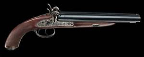 Pedersoli Howdah Hunter Muzzeloading Pistol (.50)