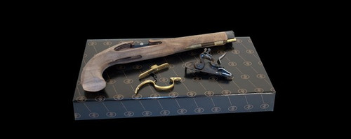 Pedersoli Kentucky Flintlock Pistol Kit  (.45)