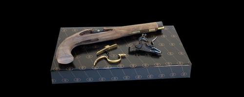 Pedersoli Kentucky Flintlock Pistol Kit  (.45)