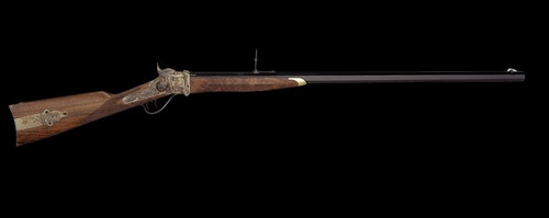 Pedersoli 1874 Sharps Quigly Down Under Sporting Rifle  (.45-90)