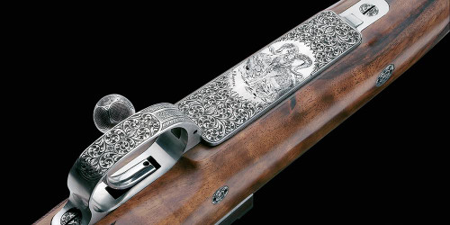 Grulla C95 Bolt Action Rifle