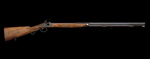 Pedersoli Mortimer Flintlock Shotgun (12 ga)