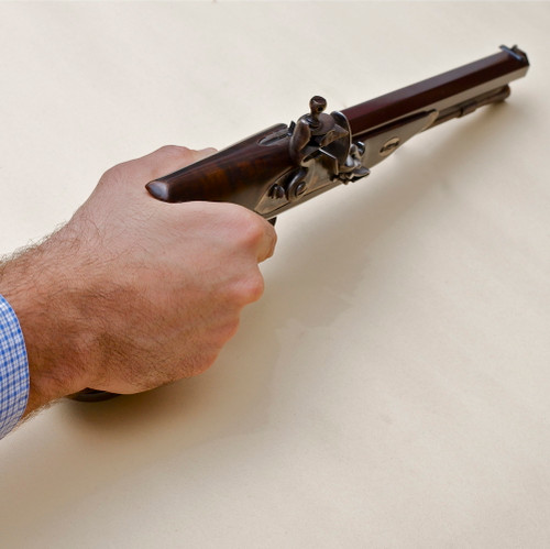 Pedersoli Tatham & Egg Flintlock Pistol (.45 smooth)