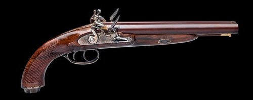 Pedersoli Howdah Hunter Flintlock Shotgun (20 ga)