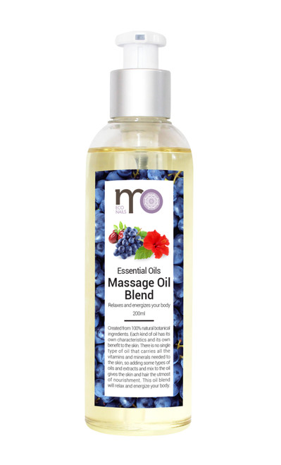 Massage Oil Blend 200ml