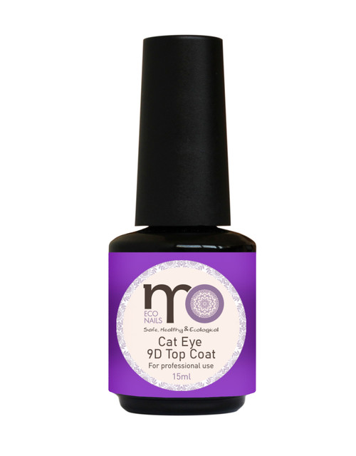 MO Nails 9D Cat Eye Gel Polish Top Coat 15ml