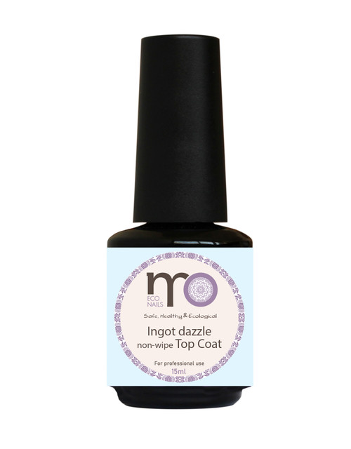 MO Nails Ingot Dazzle Top Coat 15ml