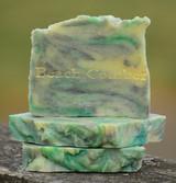 Beach Comber Goat Milk Soap Slice