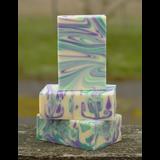 English Lavender & Mint Goat Milk Soap