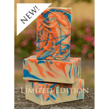 Peach Jubilee Goat Milk Soap 'Limited Edition'