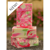 August Rose Limited Edition Goat Milk Soap