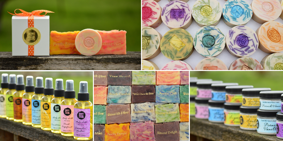 About us at Goldenwood soap  Welcome