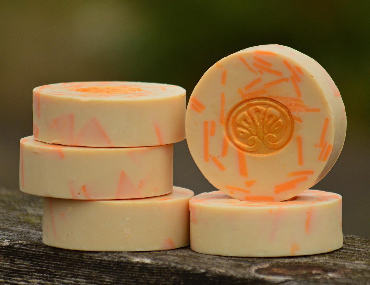 Summer Melon Classic Goat Milk Soap
