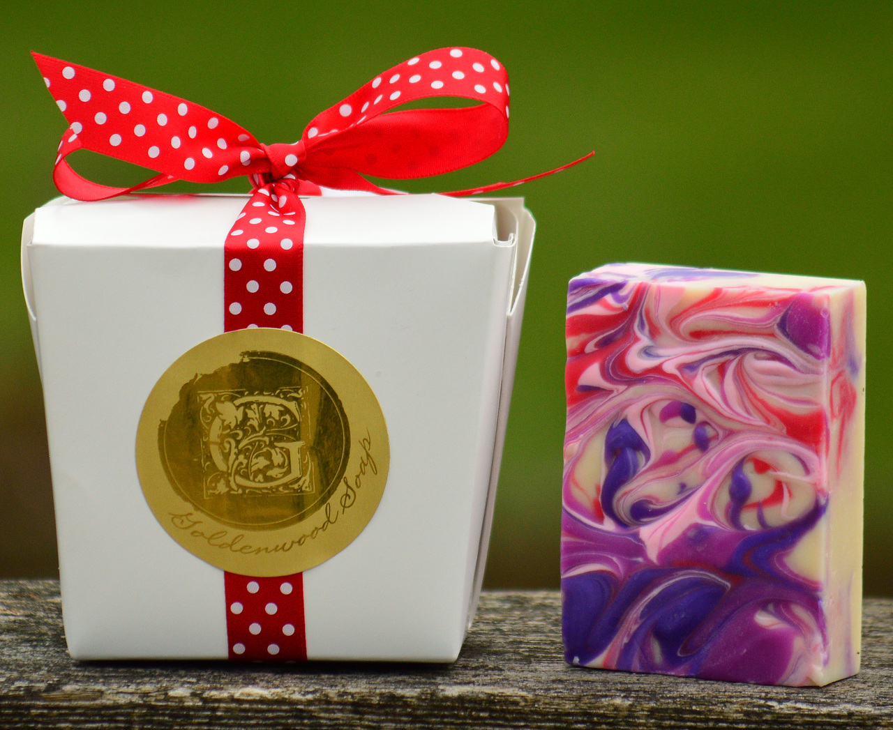 Create Your Own Single Gift #3 - Artisan Goat Milk Soap