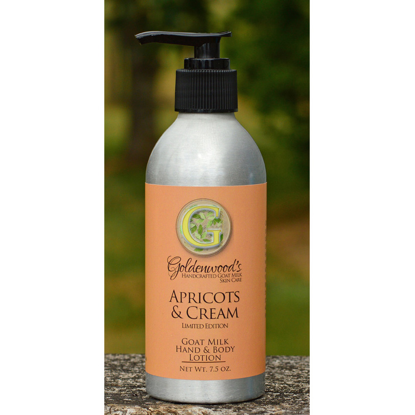 Apricots & Cream Lotion *Limited Edition*