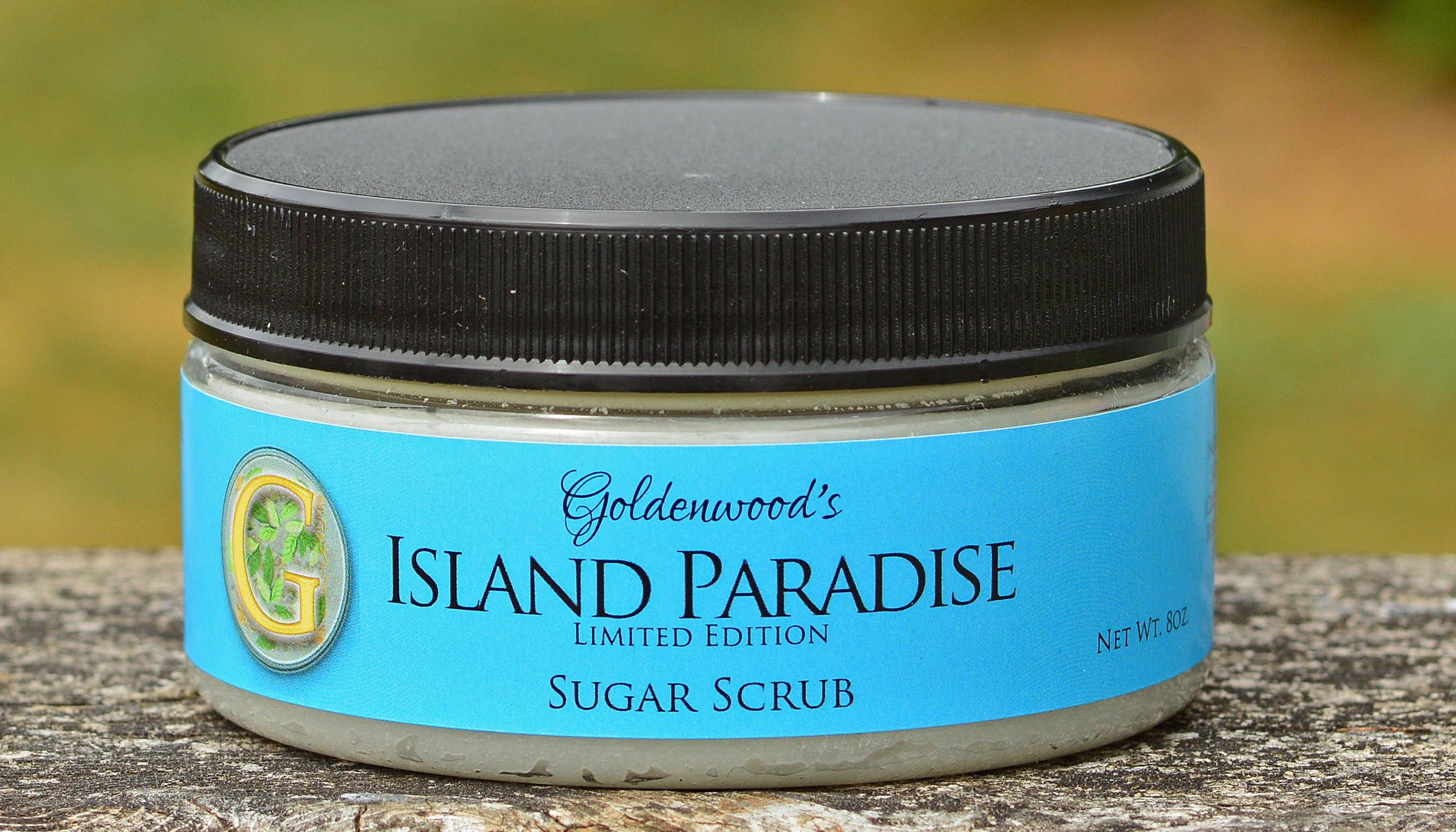 Island Paradise Sugar Scrub
