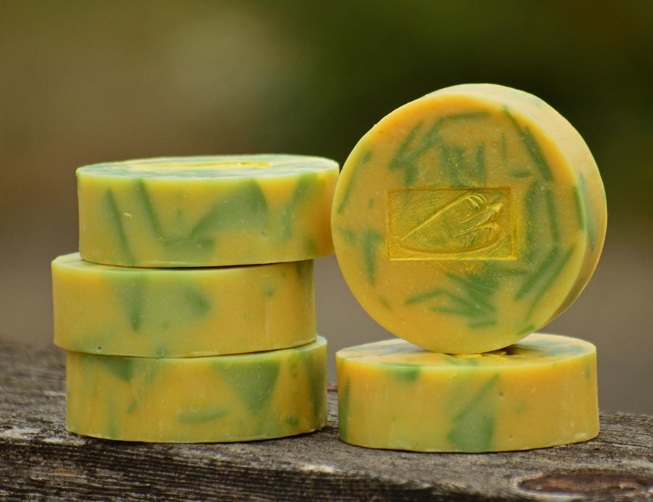 Lemon Verbena Classic Goat Milk Soap