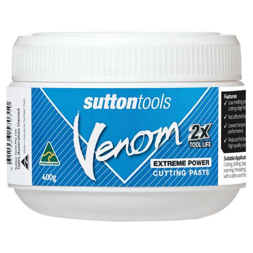 CUTTING PASTE DRILL/TAP 400g VENOM